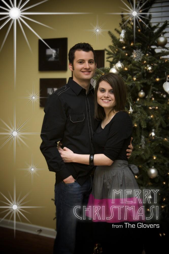 Stephanie & Mark Glover