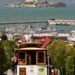Hyde St Cable Car & Alcatraz